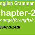 Chapter-20 English Grammar In Gujarati-SHALL-WILL HAVE