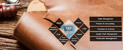 leather erp software chennai