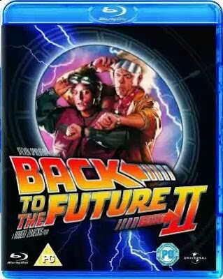 Back To The Future 2 1989 Dual Audio BRRip 480p 350mb