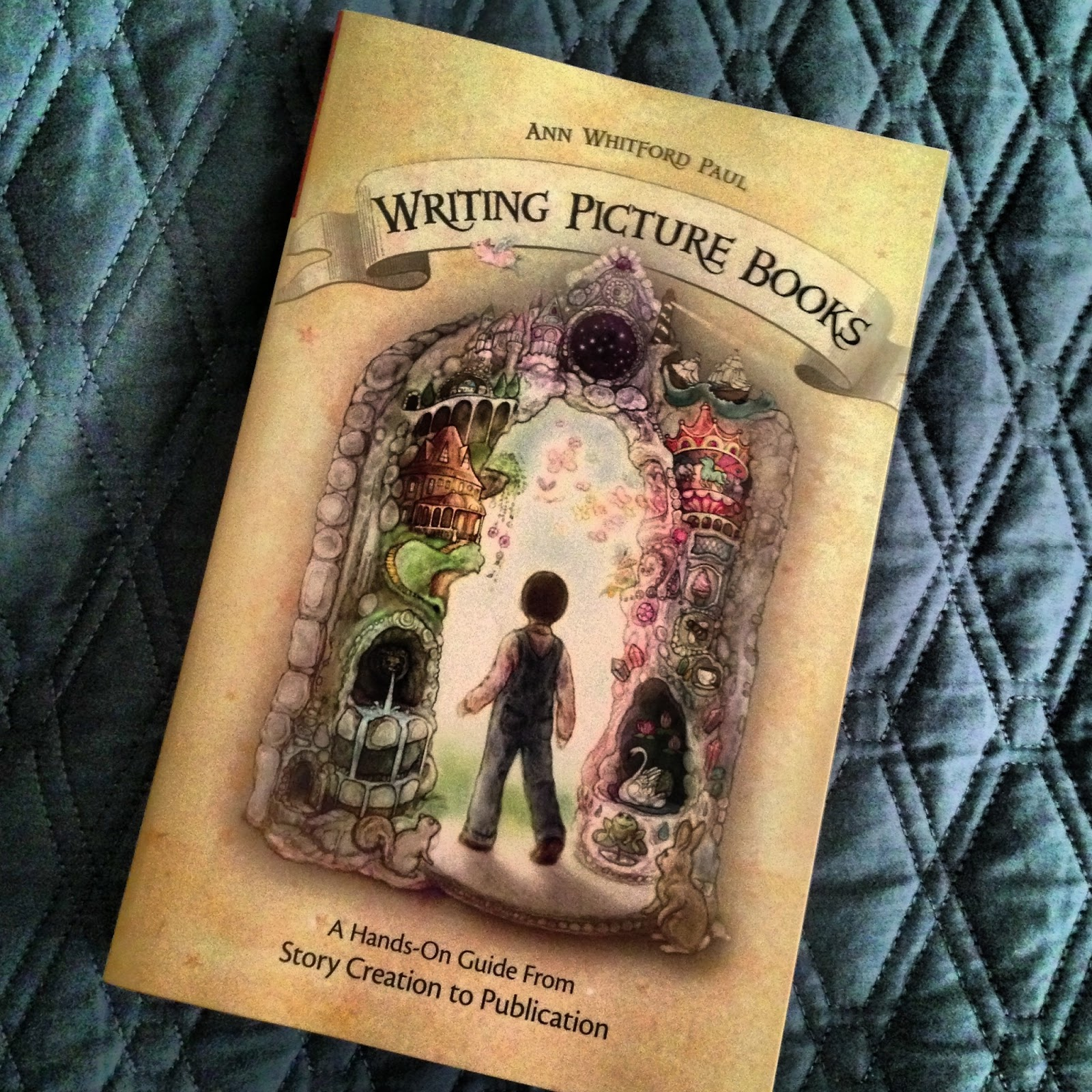 I'm currently halfway through reading it and it really is perfect for  helping me figure out the direction and format I would like for my stories.