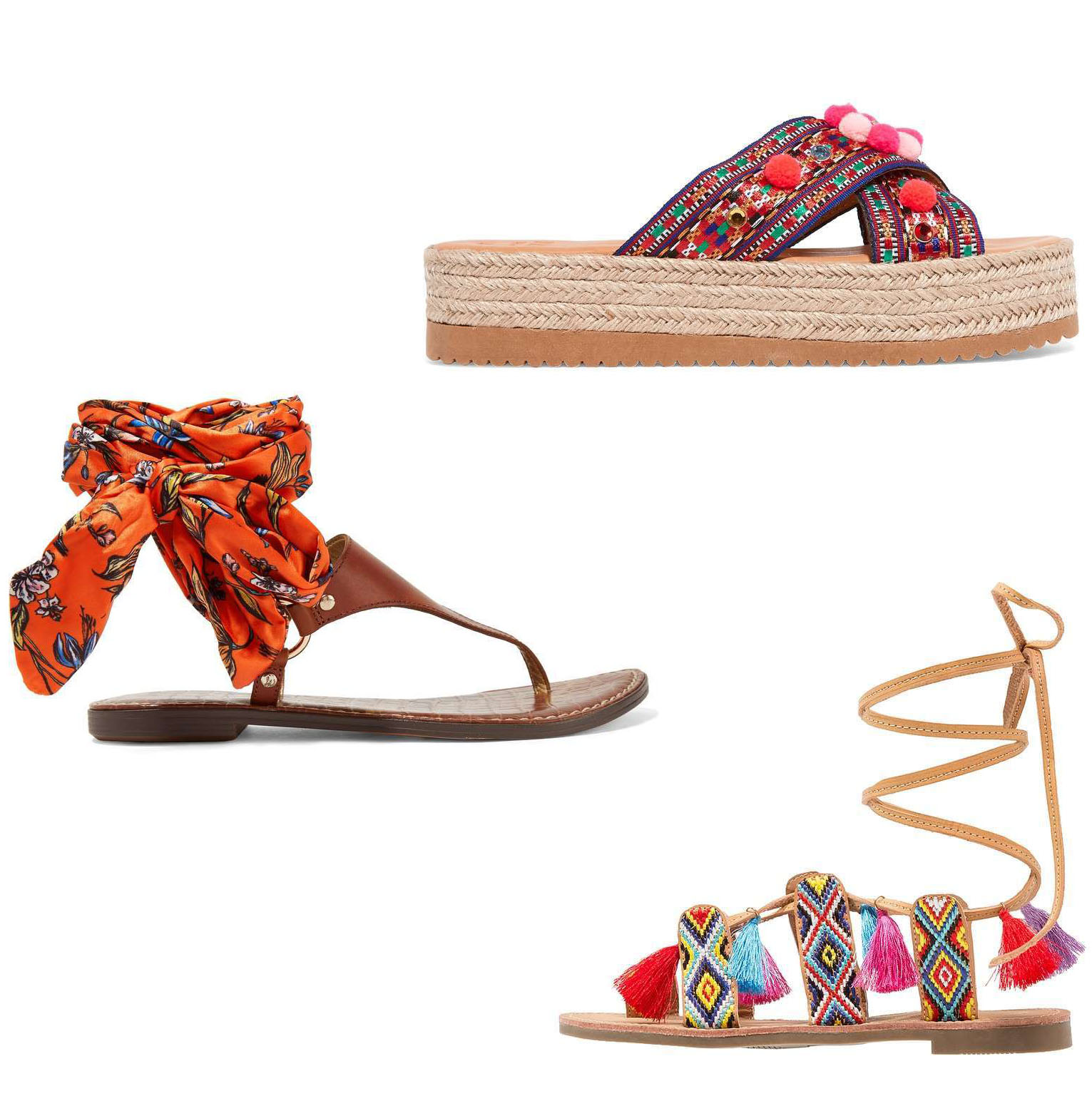 Scegliere uno stile etnico - summer 2017 - Eniwhere Fashion
