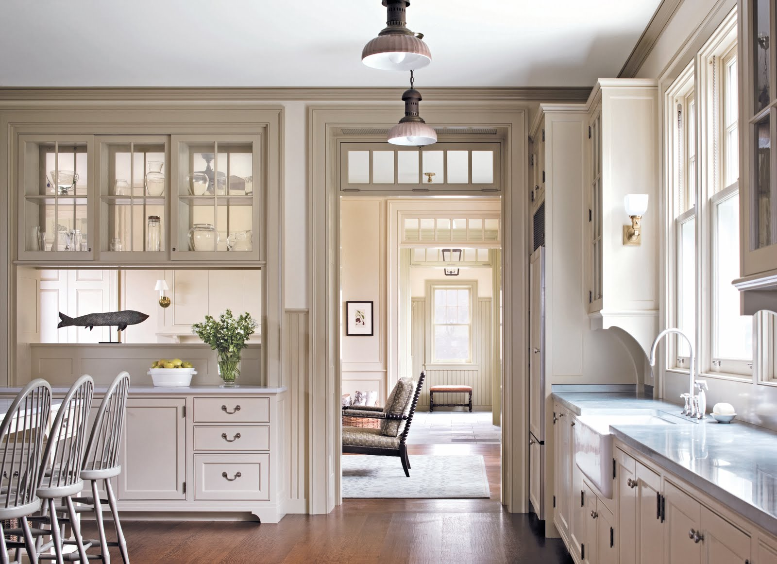 Victoria Hagan Kitchen Design