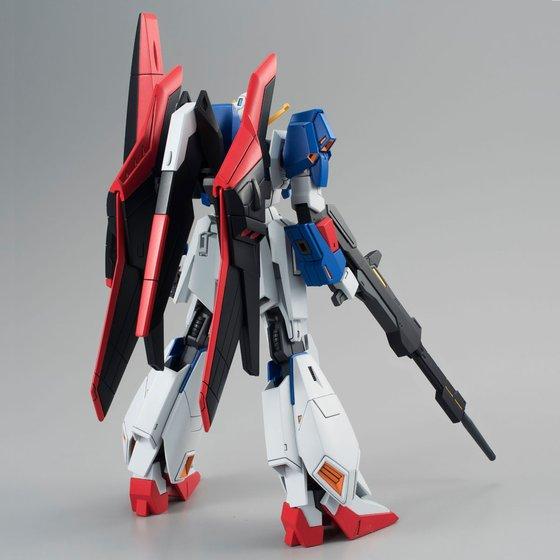 P-Bandai: HGUC 1/144 MSZ-006 Zeta Gundam (Wave Shooter Equipment Type)