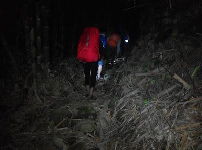 Jalur Malam Bukit Samoan
