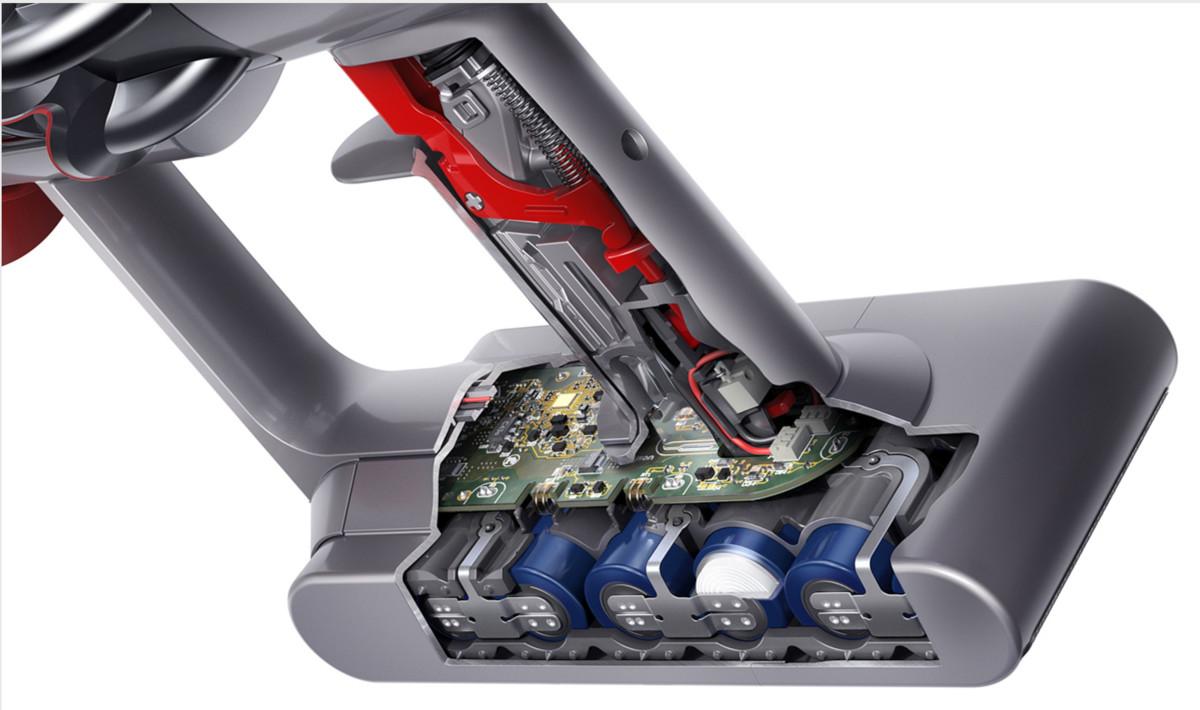 Durata batteria aspirapolvere Dyson V10