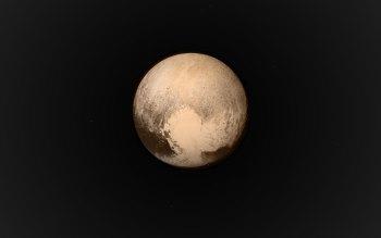 Wallpaper: Pluto. The Planet