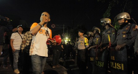 Tercyduk!! 22 Orang 'Biang Kerok' Pemicu Kericuhan Acara Pentas Seni yang Diduga PKI di Kantor LBH Jakarta