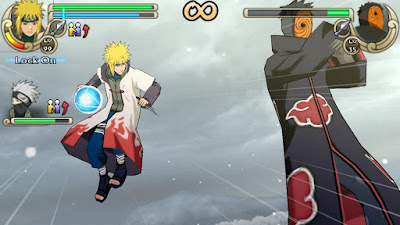 game Naruto Shippuden Ultimate Ninja Impact ppsspp android