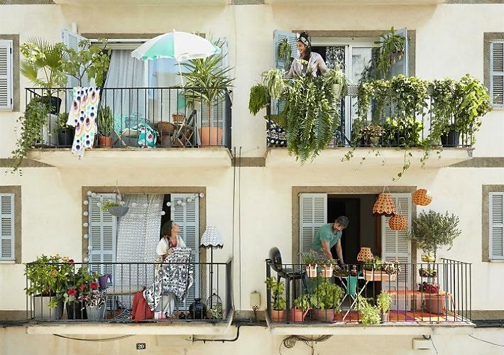 Decoraci n f cil avance cat logo ikea jard n y terraza 2017 for Ikea terraza y jardin