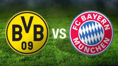مشاهدة مباراة بايرن ميونخ وبروسيا دورتموند اليوم بث مباشر فى الدورى الالمانى