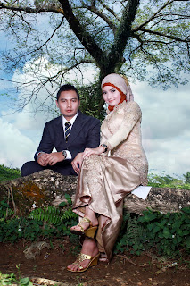 Arisandy Joan Hardiputra & Epi Friesta Dewi Hasibuan : Pre-wedding di Royal Sumatra