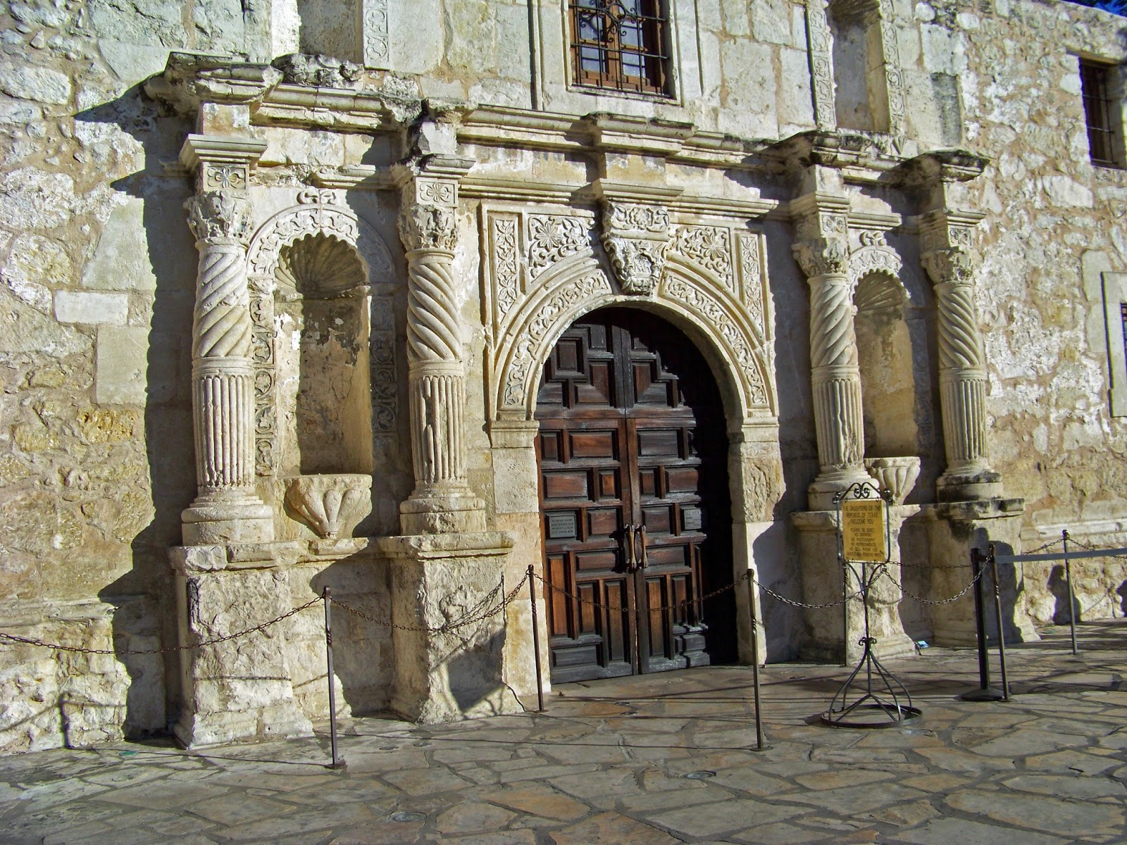 Doorway Into the Past: The Battle of the Alamo hasn't ended