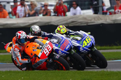 Hasil Race MotoGP Austria Minggu 14 Agustus 2016