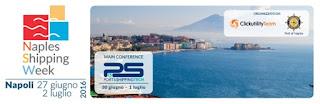 """Si """"molla"""" - Al via la II edizione della Naples Shipping Week"""
