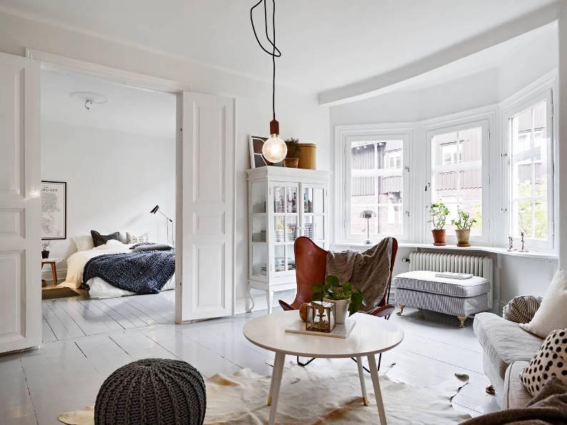 Un Apartamento Nordico Maravilloso Wonderful Nordic