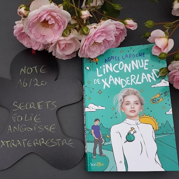 L'inconnue de Xanderland de Agnès Laroche