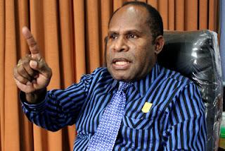 DPR Papua Tolak Tim Penanganan Pelanggaran HAM Bentukan Pemerintah
