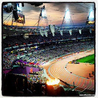 Evening athletics - Olympics