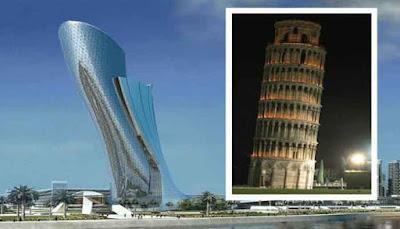 10 Keajaiban Arsitektur Modern Yang Sangat Menakjubkan