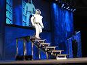 Stair Climbing Robot
