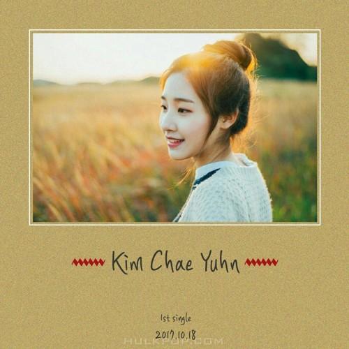 Kim Chae Yuhn – 너, 나, 우리 – Single
