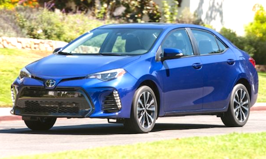 2017 Toyota Corolla XSE Review