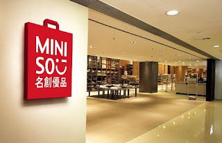 LOKER DAILY WORKER SEASONAL MINISO PALEMBANG NOVEMBER 2019