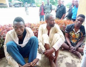 We sold women br**sts for N15 million – Undergraduate Kidnappers (See SHOCKING Details)