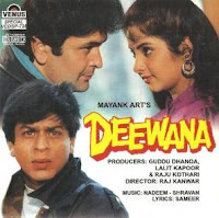 Shahrukh Khan Debut Movie – Deewana