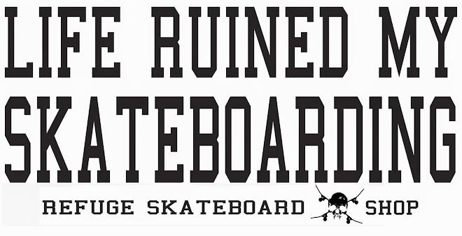 Refuge Skateboard Shop