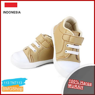 TNT113 Sepatu Bayi Boot Formal Laki BMGShop
