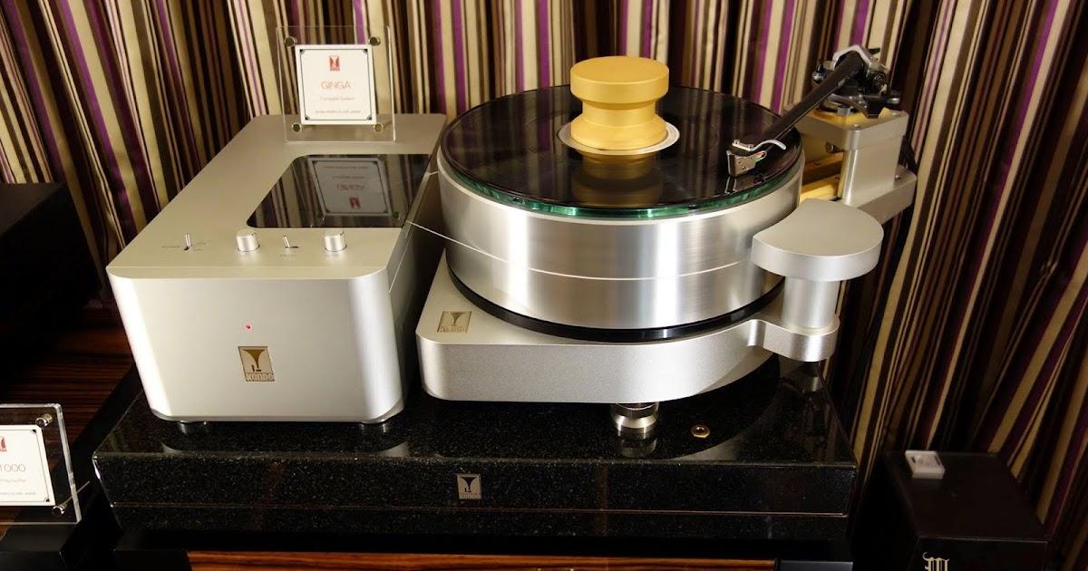 Mono And Stereo High End Audio Magazine Kondo Ginga Turntable