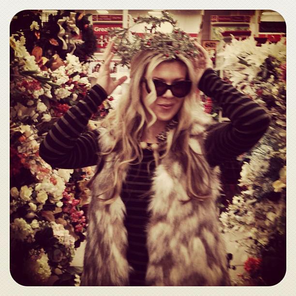 shopping at Michaels