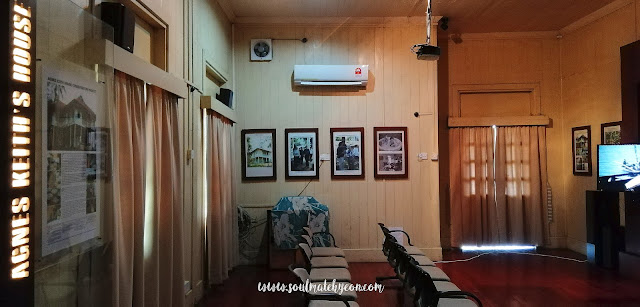 Hyeon's Travel Journal; Agnes Keith House