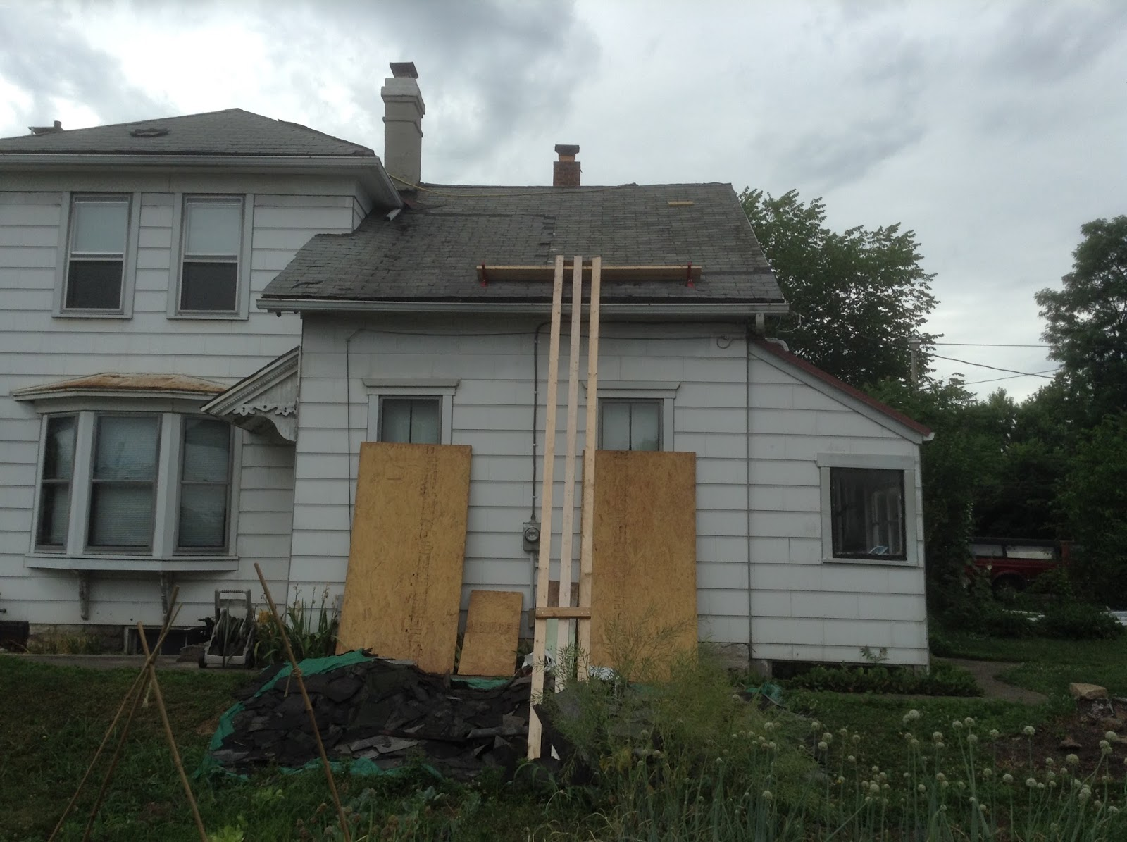 This Old Crack House