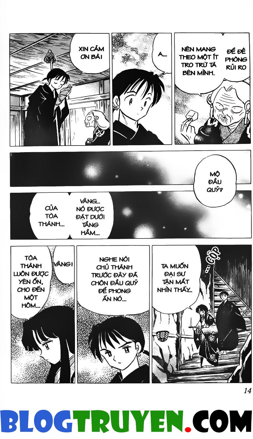 Inuyasha vol 24.1 trang 12
