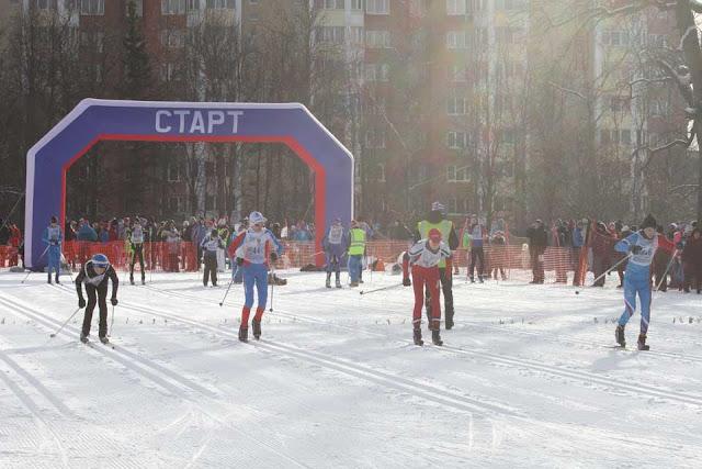 В Пересвете прошла лыжная гонка памяти Ивана Кузьмина