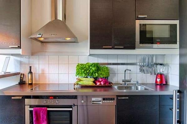 Contoh Gambar Dapur Cantik Minimalis