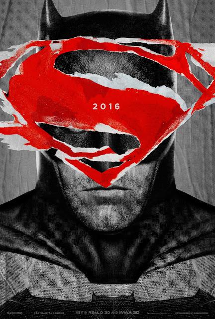 Batman v Superman Batman Poster
