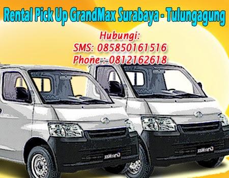 Sewa Pick Up GranMax Surabaya-Tulungagung