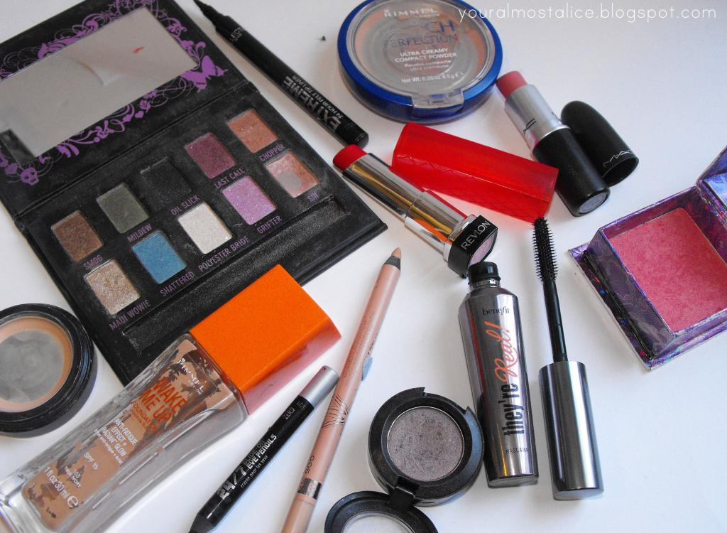 Top 12 Beauty Products of 2012