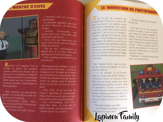 livres pompiers