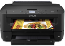 Epson WorkForce WF-7210 Wide-format Printer Driver Download