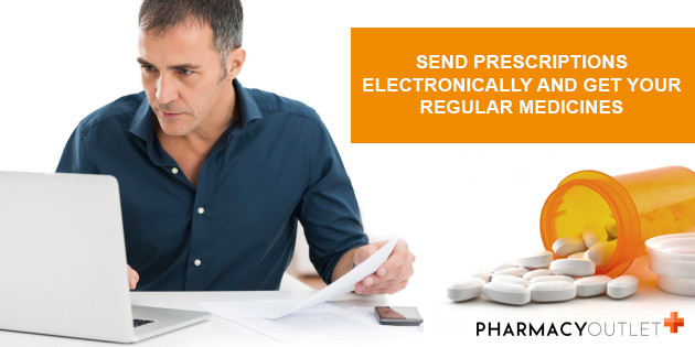 Send Prescriptions Electronically