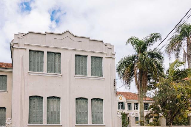 Faculdade Vicentina - detalhe