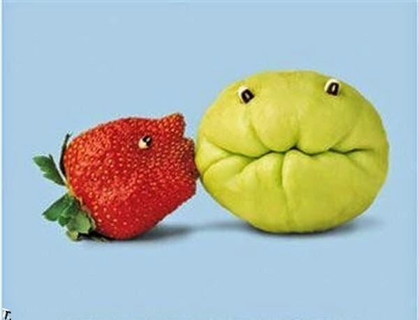 Cute And Creative Food Art
