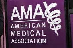 American Medical Association (AMA) sign