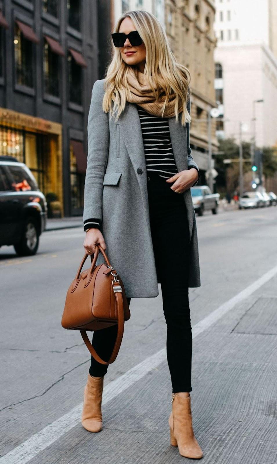 Genius Winter Outfit Idea