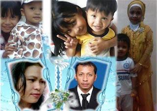 Amel, Fathir, Papa dan Mama