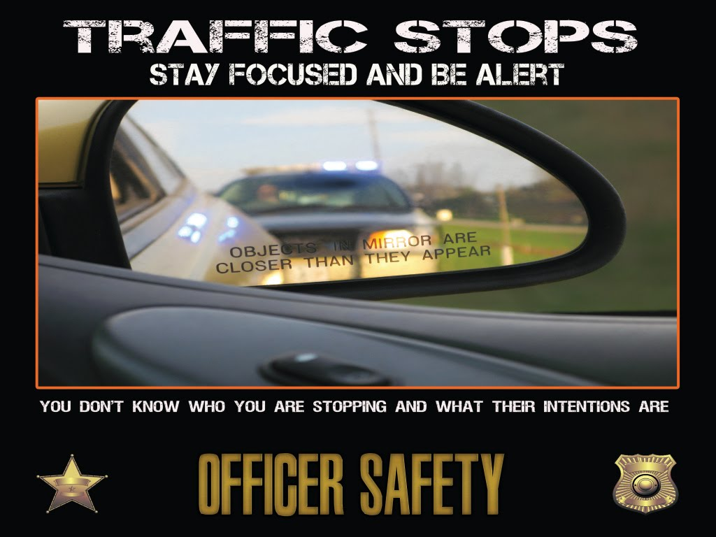 Drivers Traffic Stop Protocol